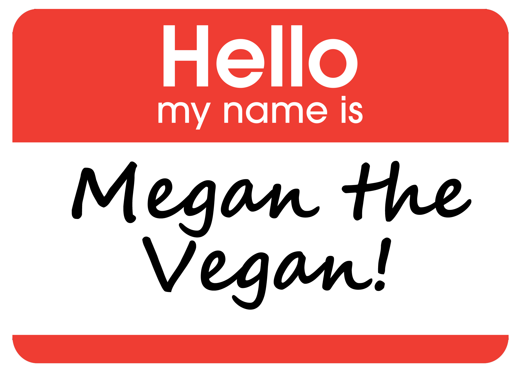 Hello? Is it the vegan you're looking for?
