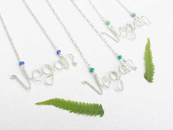 Vegan Jewelry