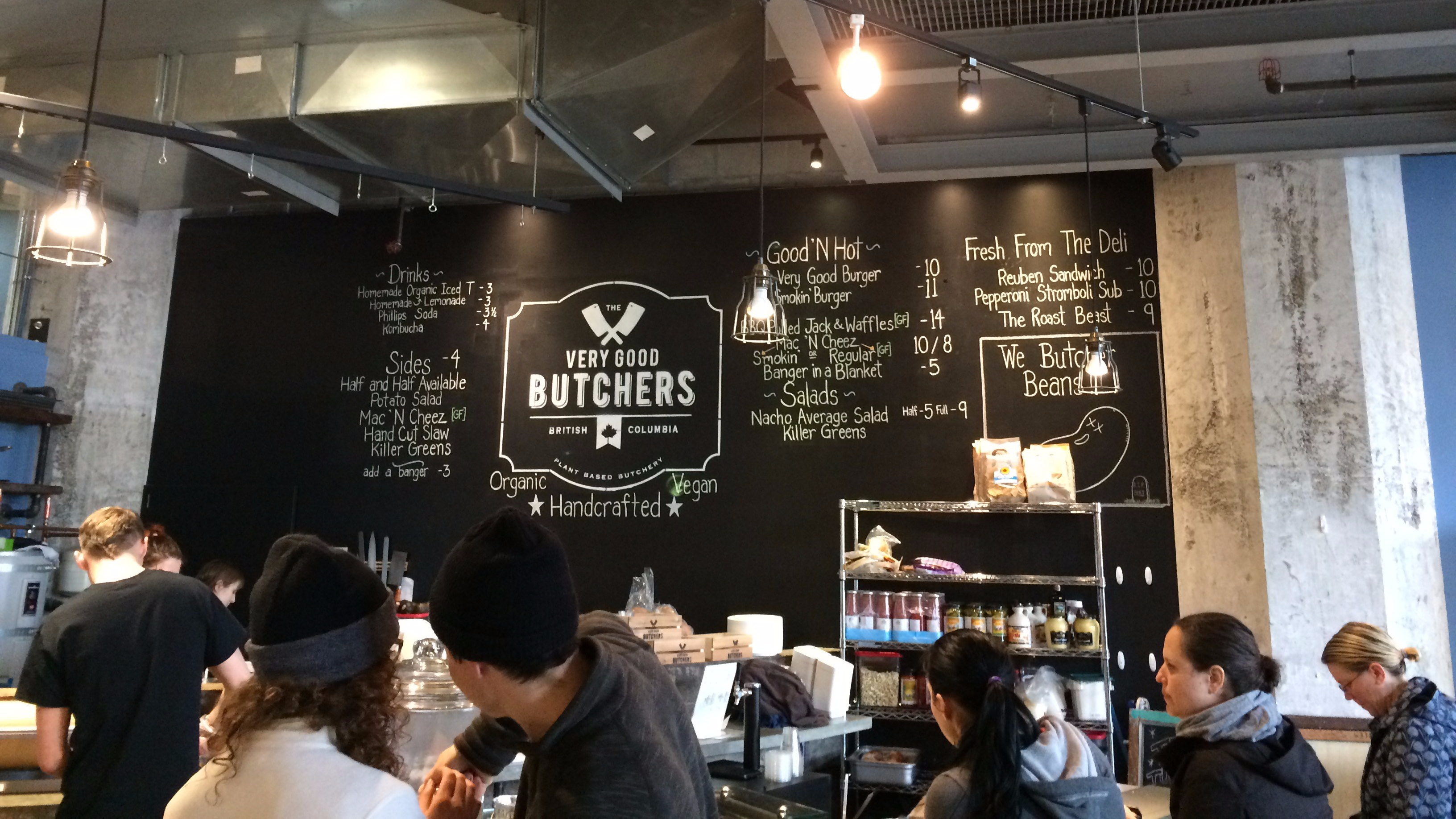 Victoria Welcomes The Very Good Butchers!