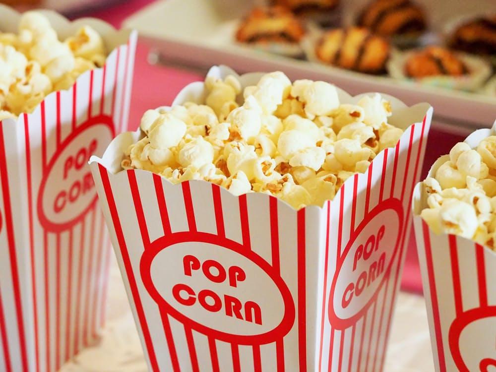 Vegan in B'more: Movie Theatres
