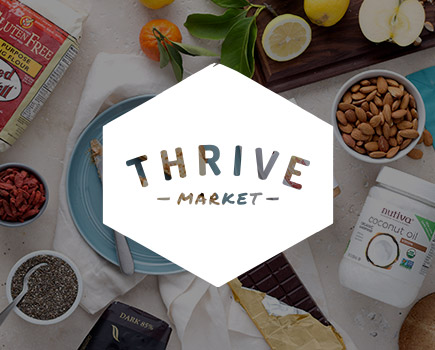 Thriving with Thrive Market