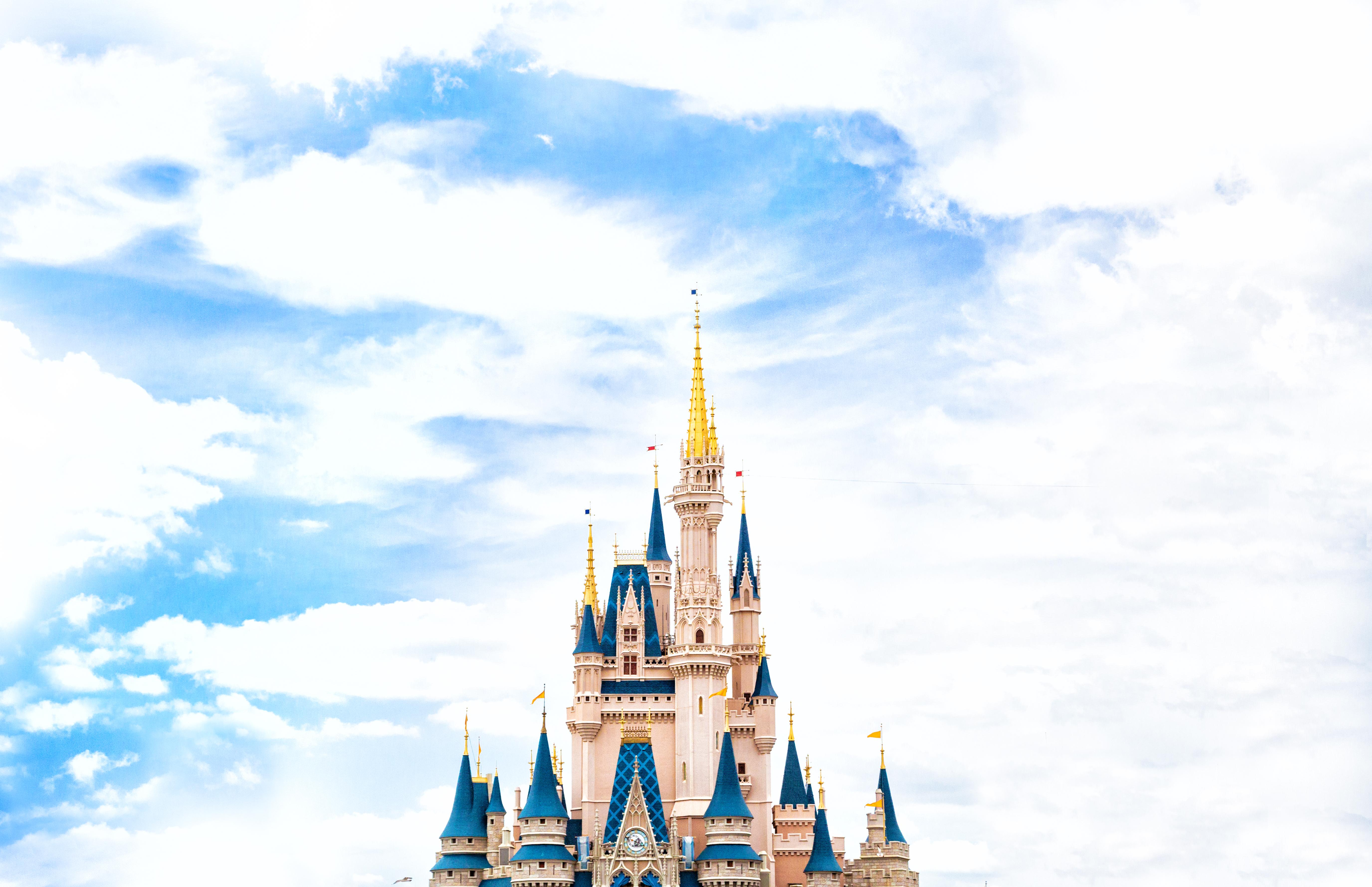 Vegan in Disney World/Orlando