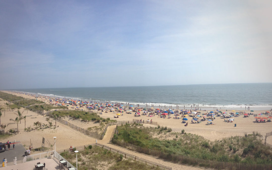 Beach Vegan: Summer Vibes in OCMD and Delaware Resorts