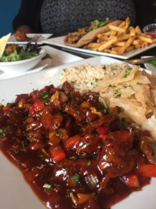 Baltimore Vegan Restaurant Week with Flight American Fusion