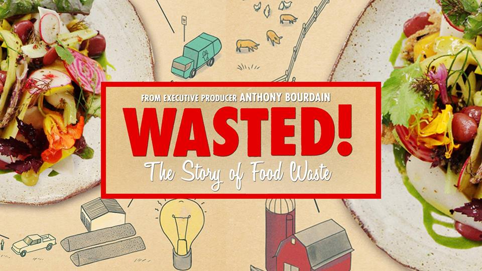 Wasted Documentary Banner